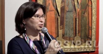 Лекция по истории русской иконы с Жанной Белик в галерее JART (ВИДЕО)