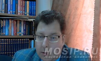 История русской иконописи. Лекция Семёнова Д.Ю. (ВИДЕО)